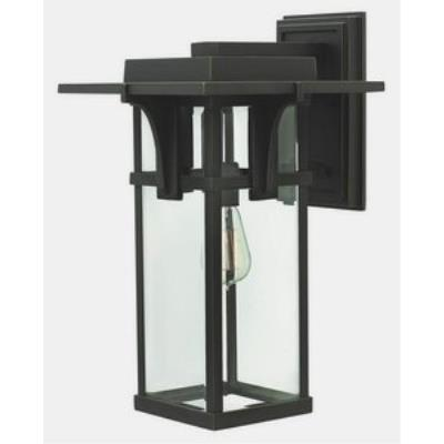 Hinkley Lighting 2325OZ Manhattan - One Light Large Outdoor Wall Mount