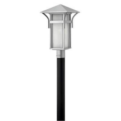Hinkley Lighting 2571TT-LED Harbor - LED Medium Post