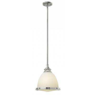 Hinkley Lighting 3124CM Amelia - One Light Combo Mini-Pendant