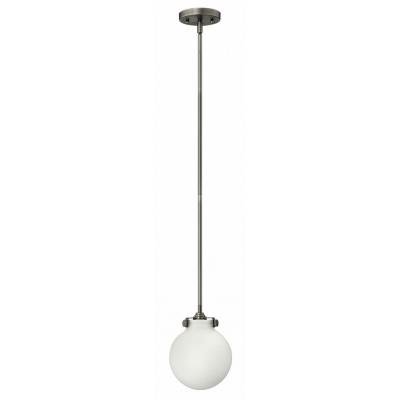 Hinkley Lighting 3133AN Congress - One Light Mini-Pendant