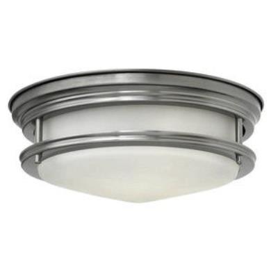 Hinkley Lighting 3302AN Hadley - Two Light Flush Mount