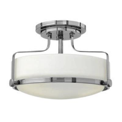 Hinkley Lighting 3641CM Harper - Three Light Flush Mount