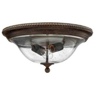 Hinkley Lighting 3716FB Rockford Collection Flush Mount
