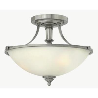 Hinkley Lighting 4021AN Truman - Three Light Semi-Foyer