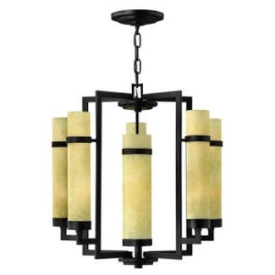 Hinkley Lighting 4095RI Cordillera Eight Light Chandelier