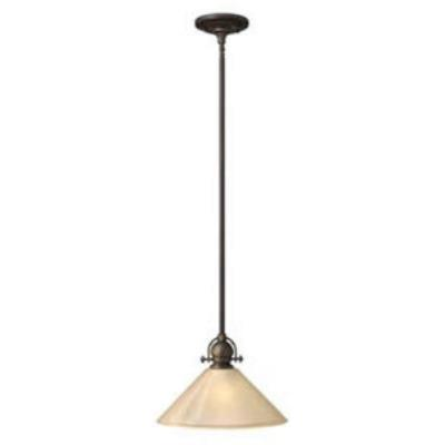 Hinkley Lighting 4151OB Mayflower Collection Mini-Pendant