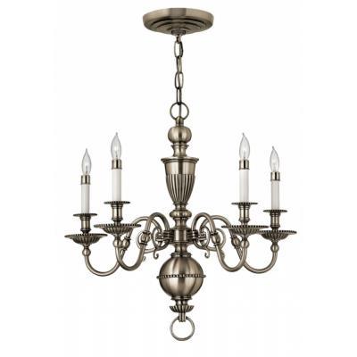 Hinkley Lighting 4415PW Cambridge Chandelier