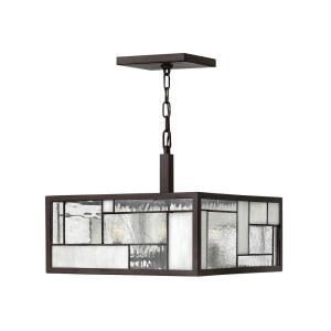 Mondrian - Four Light Chadelier