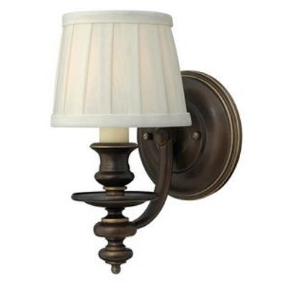 Hinkley Lighting 4590RY Dunhill - One Light Wall Sconce