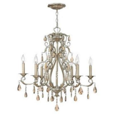 Hinkley Lighting 4776SL 6LT CHANDELIER