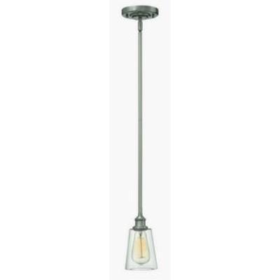 Hinkley Lighting 4937PL Gatsby - One Light Mini-Pendant