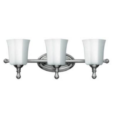 Hinkley Lighting 5013BN Shelly Three Light Wall Sconce