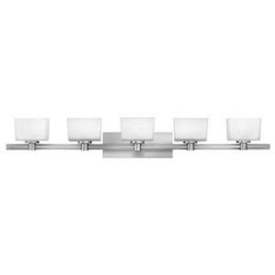 Hinkley Lighting 5025BN Taylor - Five Light Bath Bar
