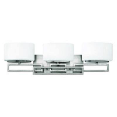 Hinkley Lighting 5103 Lanza - Three Light Bath Fixture