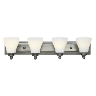 Hinkley Lighting 53584AN Claire - Four Light Bath Bar