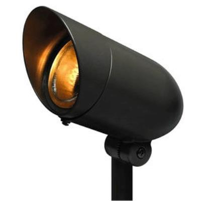 "Hinkley Lighting 54000BZ-LED30 8.5"" LED Outdoor Landscape Spot Lamp"