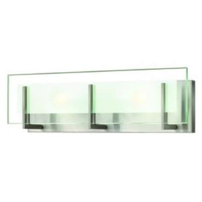 "Hinkley Lighting 5652BN Latitude - 18"" 13.2W 2 LED Bath Vanity"