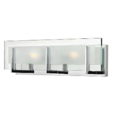 Hinkley Lighting 5652CM Latitude - Two Light Bath Vanity