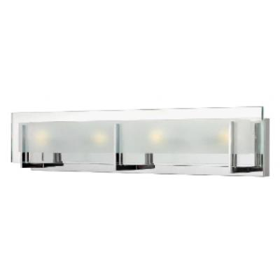 Hinkley Lighting 5654CM Latitude - Four Light Bath Vanity