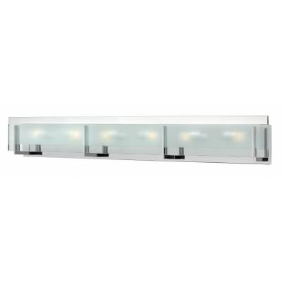 Hinkley Lighting 5656CM Latitude - Six Light Bath Vanity