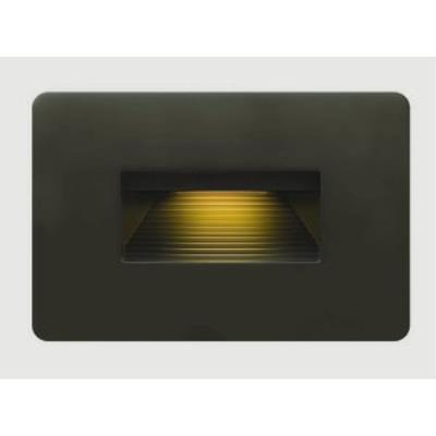 Hinkley Lighting 58508BZ Luna - Luna - One Light Horizontal Deck Light