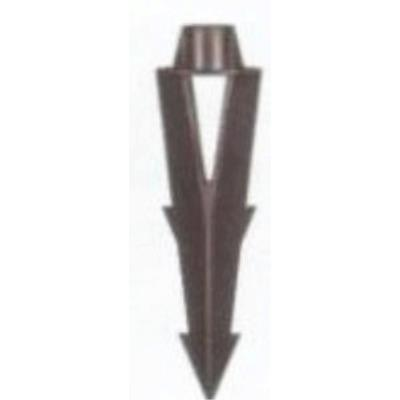 "Hinkley Lighting 0014BZ Accessory - 9"" Composite Spike"