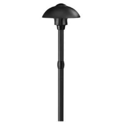 Hinkley Lighting 1544BK Low Voltage One Light Outdoor Path Lamp
