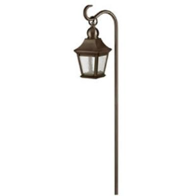 Hinkley Lighting 1555CB Low Voltage One Light Landscape Path Lamp