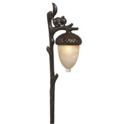 Hinkley Lighting 1568RB Low Voltage One Light Landscape Path Lamp