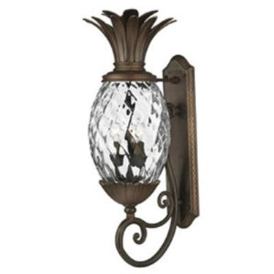 Hinkley Lighting 2224CB Plantation Cast Outdoor Lantern Fixture