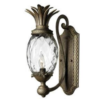 Hinkley Lighting 4140PZ Plantation Sconce