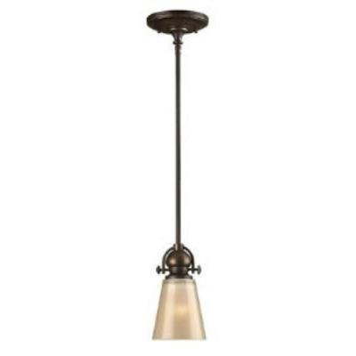 Hinkley Lighting 4167OB Mayflower Collection Mini Pendant