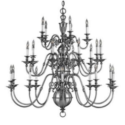 Hinkley Lighting 4419PW Cambridge Chandelier