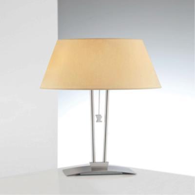 Holtkotter Lighting VL100ES Volkslampe - Two Light Table Lamp