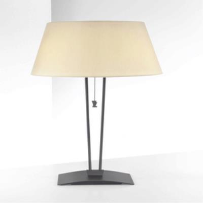 Holtkotter Lighting VL200ES Volkslampe - Three Light Table Lamp