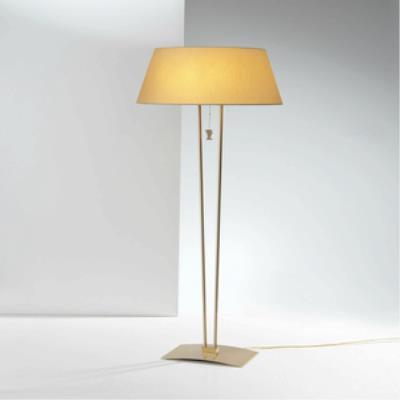 Holtkotter Lighting VL300ES Volkslampe - Three Light Table Lamp