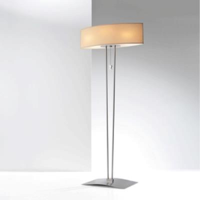 Holtkotter Lighting VL500ES Volkslampe - Three Light Floor Lamp