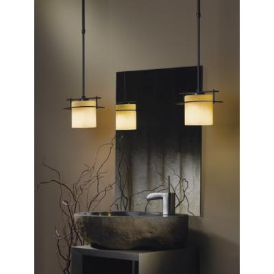Hubbardton Forge 18-820F Arc Ellipse - One Light Adjustable Pendant