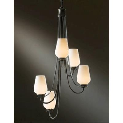 Hubbardton Forge 10-3035 Flora - Five Light Chandelier