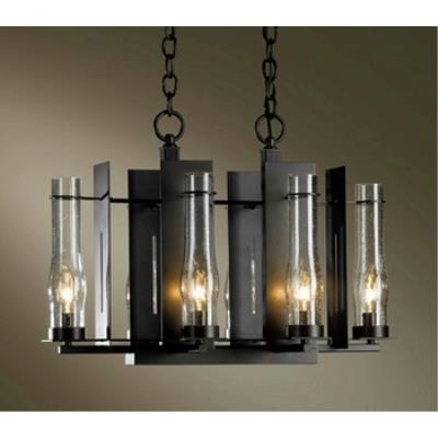 Hubbardton Forge 10-3260 New Town - Six Light Chandelier