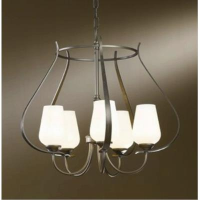 Hubbardton Forge 10-3045 Flora - Five Light Chandelier