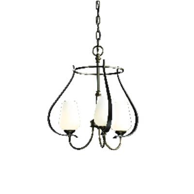 Hubbardton Forge 10-3047 Flora - Three Light Chandelier