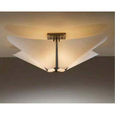 Hubbardton Forge 12-3305 Kirigami - Four Light Semi-Flush Mount