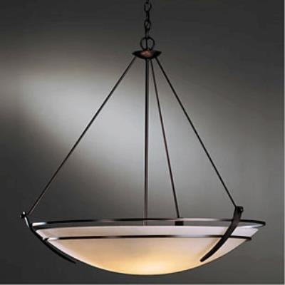 Hubbardton Forge 12-4450 Presidio Tryne - Three Light Semi-Flush Mount