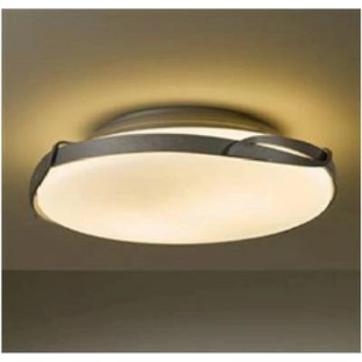 Hubbardton Forge 12-6740-08-G97 Flora - Two Light Flush Mount