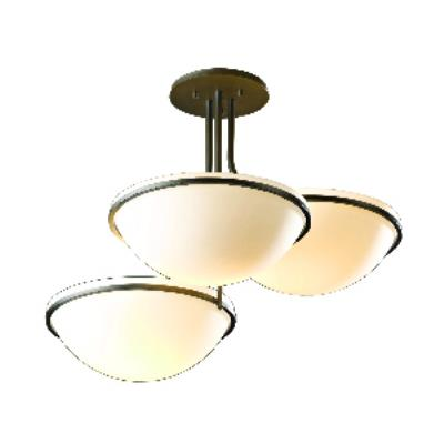 Hubbardton Forge 12-4255 Moonband - Three Light Semi-Flush Mount
