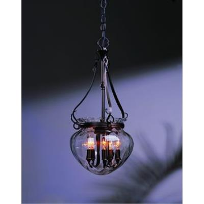 Hubbardton Forge 12-1024 Acharn - Five Light Pendant