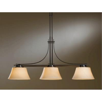 Hubbardton Forge 13-2125F Modern Prairie - Three Light Adjustable Pendant