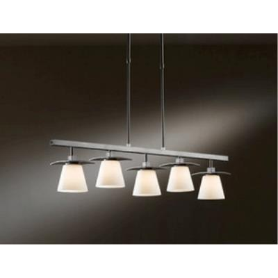 Hubbardton Forge 13-6605 Wren - Five Light Adjustable Pendant