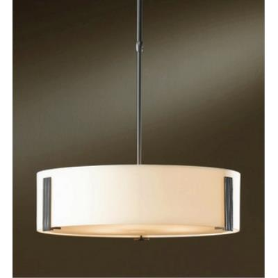 Hubbardton Forge 13-6753F Impressions - Three Light Adjustable Pendant
